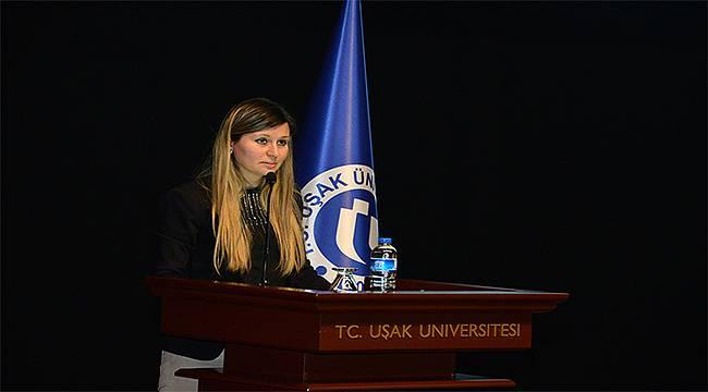 Uşak Üniversitesinde Ufuk Avrupa Programı Bilgilendirmesi Yapıldı