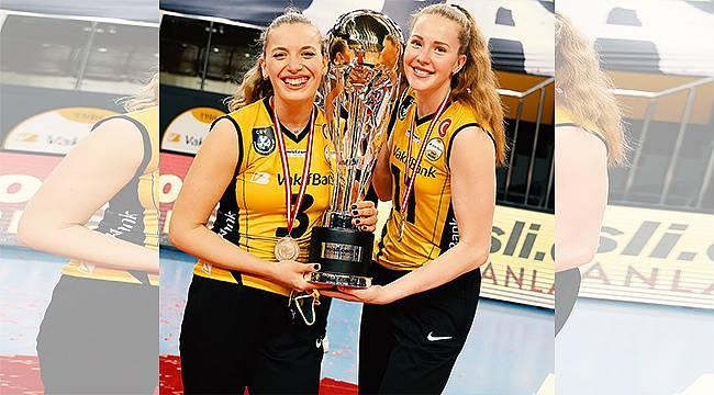 VakıfBank'ta sıradaki hedef: Şampiyonlar Ligi şampiyonluğu