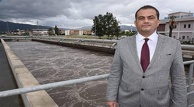 """MASKİ Genel Müdürü Burak Aslay: """"Gediz ve Bakırçayı Evsel Atıklardan Koruyoruz"""""""