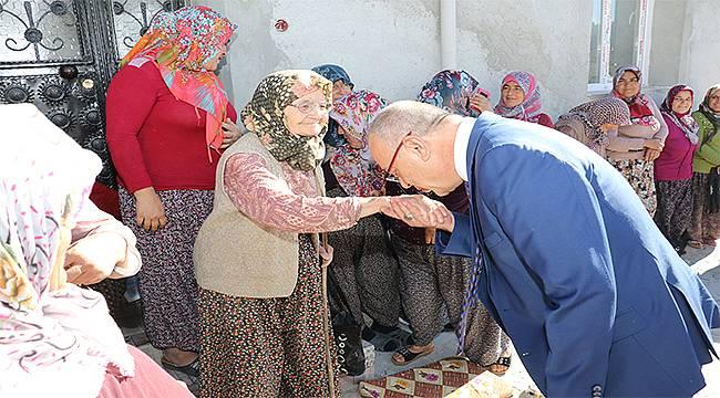Başkan Ergün, Anneler Günü'nü Kutladı