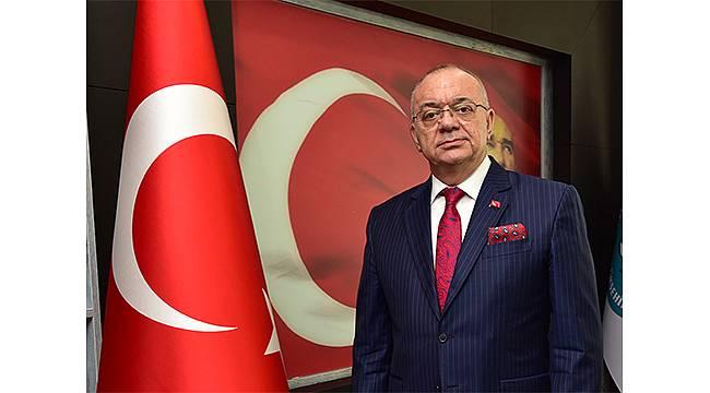 Başkan Ergün'den 1 Mayıs Emek ve Dayanışma Günü Mesajı