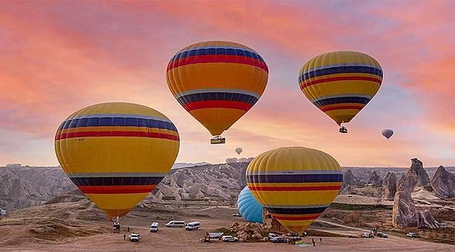 Dünya balonlarının yüzde 80'i Türk patenti ile uçacak