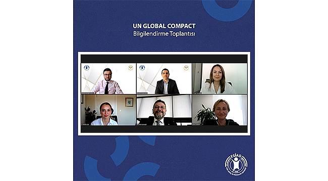 EGİAD Birleşmiş Milletler Global Compact - Küresel İlkeler Sözleşmesi İçin Yola Çıktı