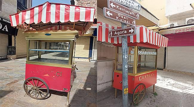 İzmir Büyükşehir'den seyyar satıcı ve kahvehane esnafına büyük destek
