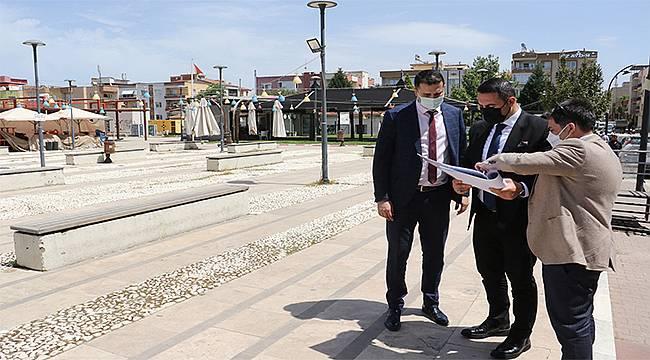 Manisa Büyükşehir'den Turgutlu'ya İnceleme