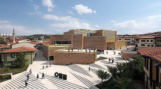 Odunpazarı Modern Müzesi'ne yeni bir uluslararası ödül daha…