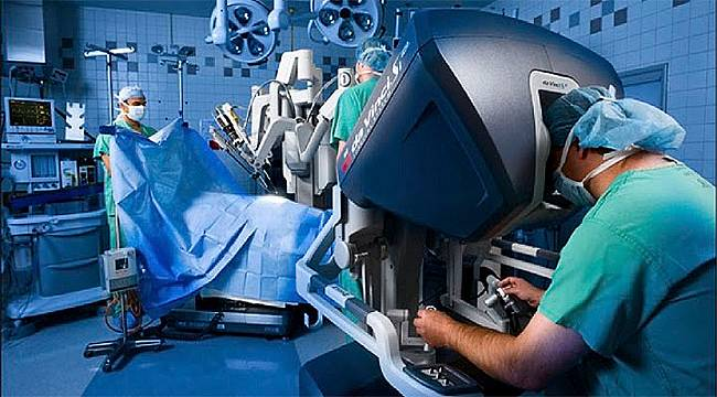 Ortopedik cerrahide robot teknolojisi