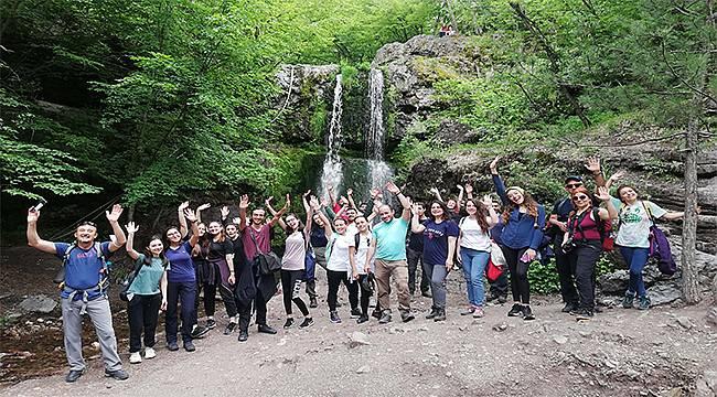 Gençliğin rotası: Türkmen Dağı