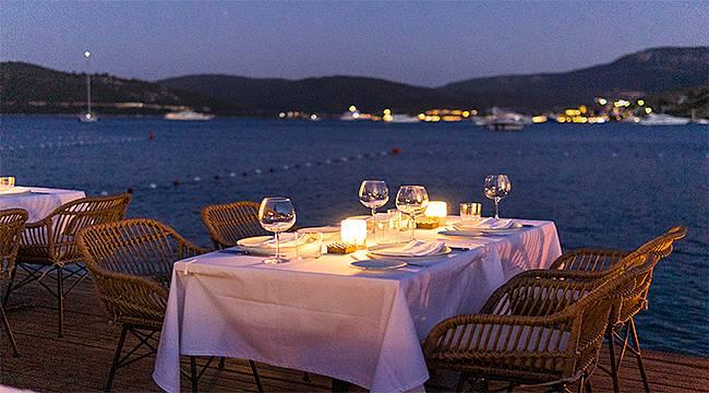 GIZIA Türkbükü Beach & Restaurant, Bodrum'da hizmete girdi