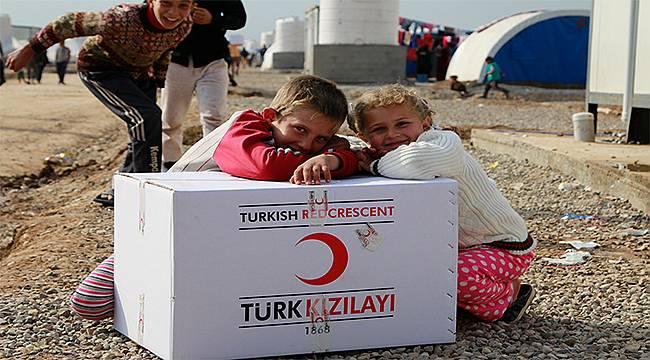 Kızılay, Dünya Mülteciler Gününe dikkat çekti
