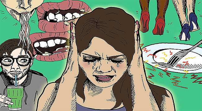 Seslere hassasiyet hastalık habercisi olabilir!
