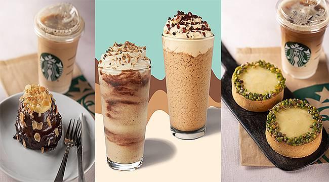 Starbucks'tan yepyeni yaz lezzetleri!
