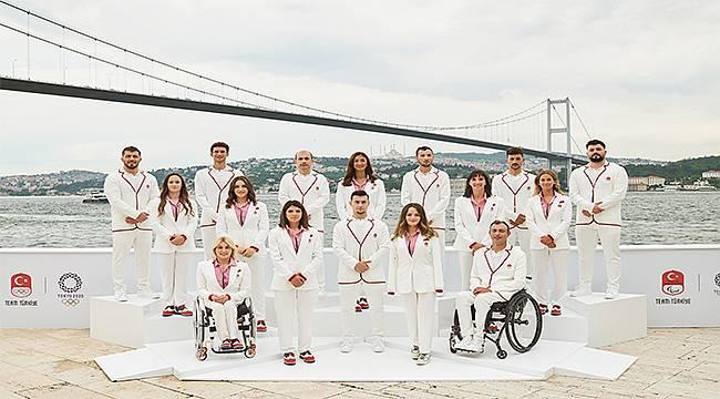 Tokyo 2020 Team Türkiye koleksiyon lansmanı gerçekleşti