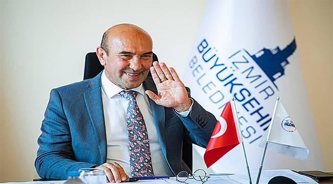 Tunç Soyer: Artık İzmir dünyanın merkezinde