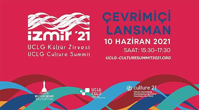 UCLG Kültür Zirvesi'nin çevrim içi lansmanı yarın yapılacak