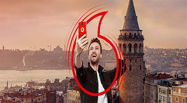 Vodafone'dan İstanbullulara Sınırsız Youtube Hediyesi