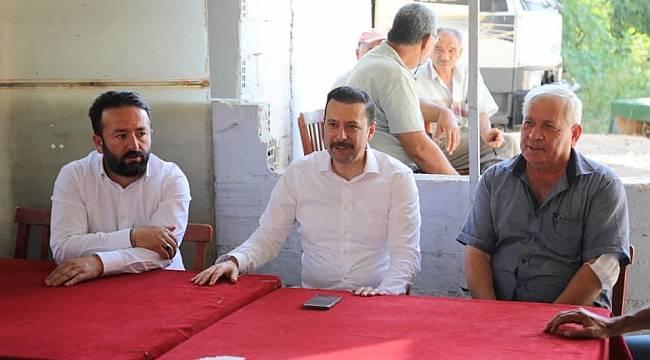 AK Partili Kaya: CHP sorun üretir, AK Parti hizmet üretir