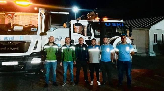 Artvin'deki selin yaralarını Bursa saracak