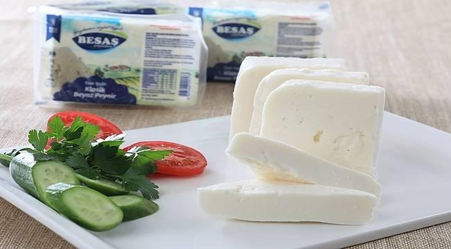 BESAŞ'ın Klasik Beyaz Peyniri çok sevildi: Lezzetin sırrı doğallığında saklı