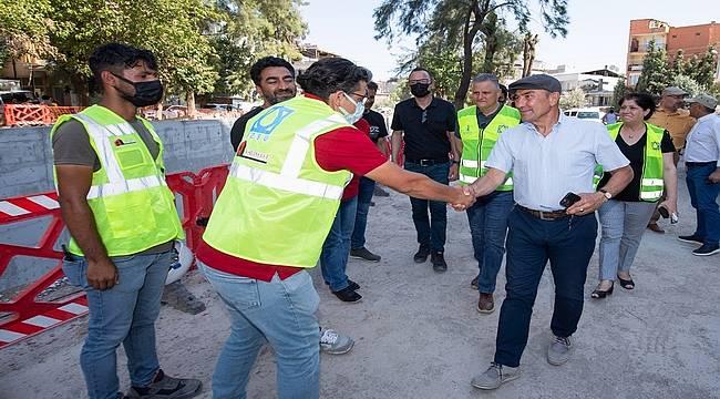 Buca'nın mahalleleri sele teslim olmayacak