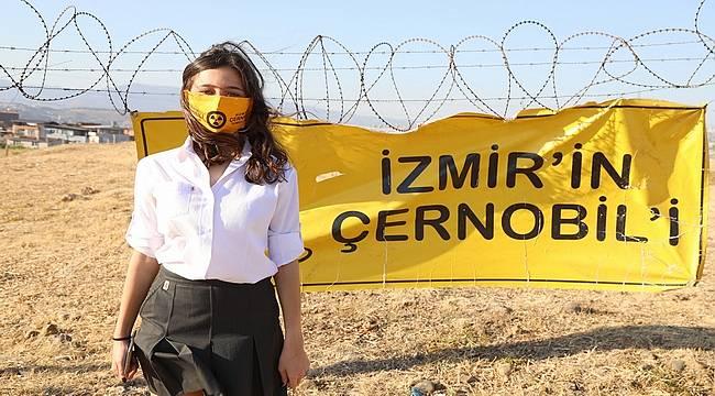 İzmir'in Çernobil'ini yazdı dünya birincisi oldu