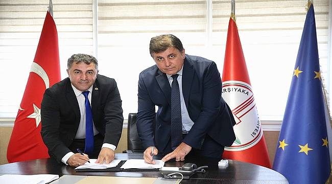 Karşıyaka'da memurları sevindiren sözleşme