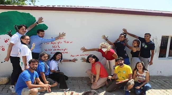 Köyde-İz projesi devam ediyor