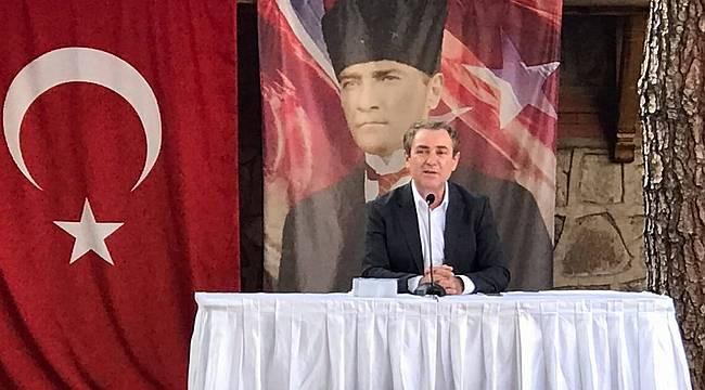 """Sinan Meydan: """"Adalar Lozan'da kaybedilmedi"""""""