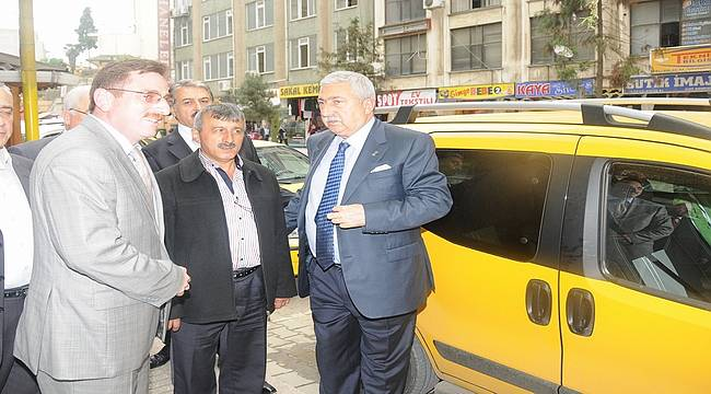TESK Başkanı Palandöken: Araçlarda ÖTV indirimine ihtiyaç var