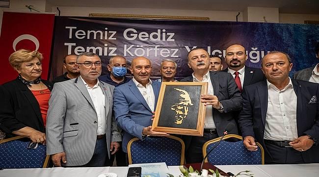 """Tunç Soyer: """"Gediz Ergene olmasın, Körfez Marmara olmasın"""""""