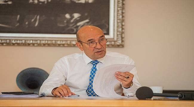 Tunç Soyer turizmcilerden UNESCO için lobi desteği istedi