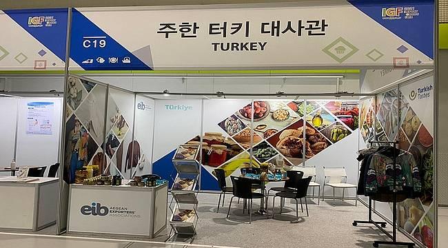 Türk ihraç ürünleri Kore yolcusu