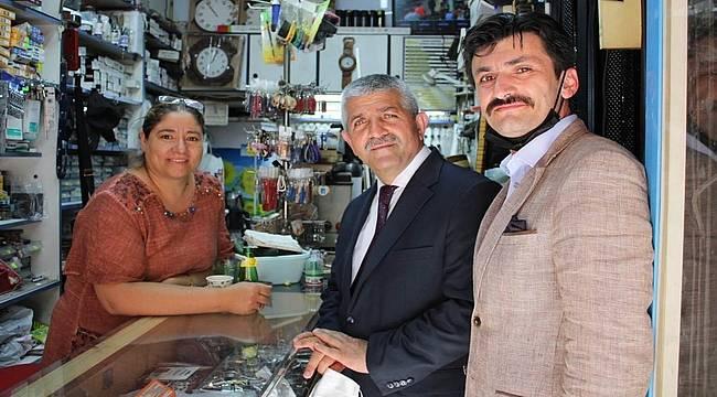 Veysel Şahin: HDP'nin Kürsüsünde değil, Milletin Gönlündeyiz