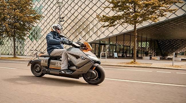 Yeni BMW Motorrad CE 04 2022'nin İlk Çeyreğinde Türkiye'de
