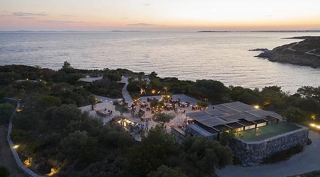 Yenilenen Meze by The Sea Restaurant, Six Senses Kaplankaya'da açıldı