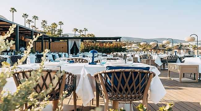 Akdeniz lezzetlerinin favori adresi: Bodrum Lacivert