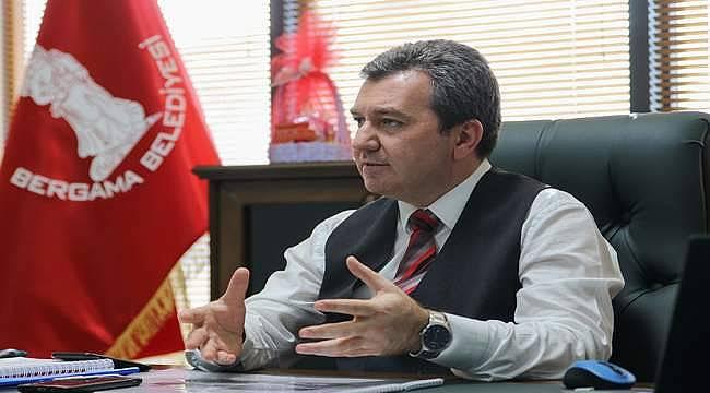 """Bergama Millet Bahçesi Projesi'ne """"Büyükşehir Engeli"""""""