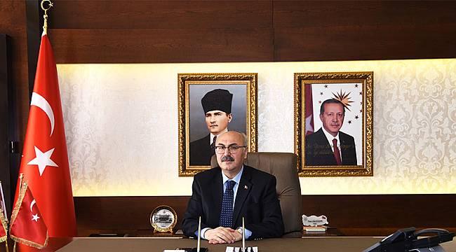 İzmir Valisi Yavuz Selim Köşger, kent gündemini değerlendirdi