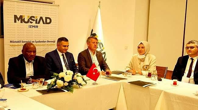 Kenya, Türklere yatırım fırsatları sunuyor