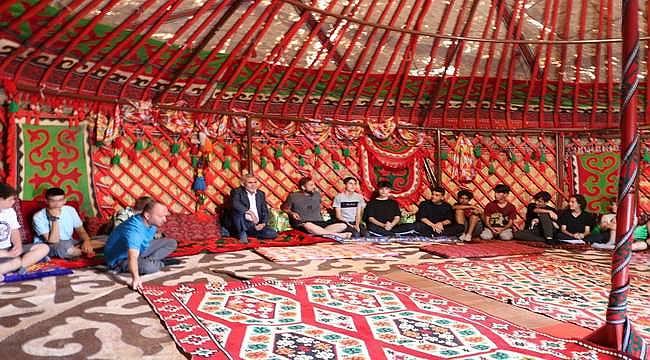 Kocayayla Oba Çadır Kampı, kapılarını Bursalı gençlere açtı