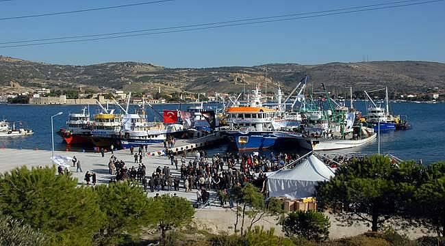 Mahmut Atilla Kaya: Türkiye'nin en çevreci ve modern balıkçı barınakları İzmir'e kuruldu