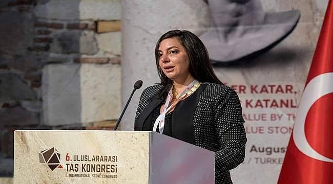 Marble İzmir Fuarı heyecanı 6. Uluslararası Taş Kongresi ile başladı