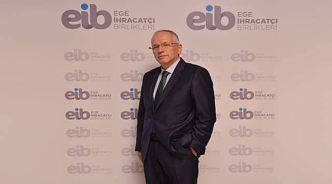 Mustafa Terci: 2022 yılı için 10 milyar dolar ihracat hedefliyoruz!