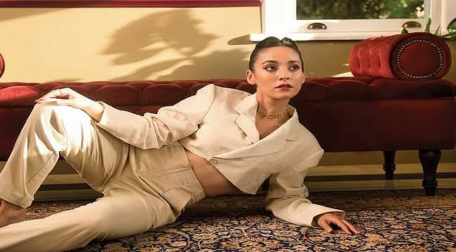 Nazlı Pınar Kaya, 'Gönül Dağı' dizisindeki karakterini anlattı