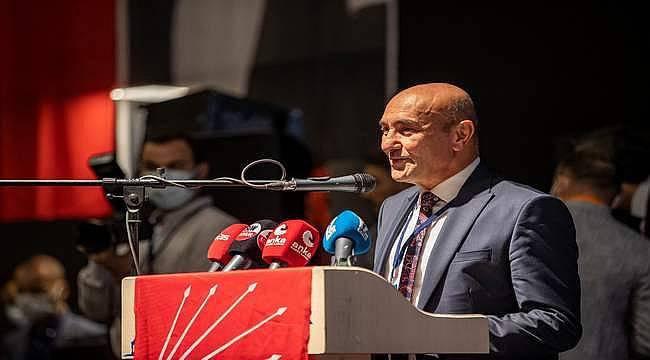 Tunç Soyer CHP Ege Bölgeler toplantısında konuştu: Canla başla çalışmaya devam edeceğiz