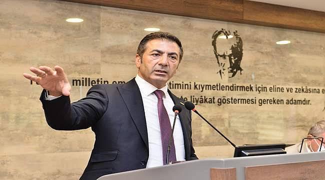 """Uğur Erdoğan: """"DTO'ya kayıtlı yabancı sermayeli firma sayısı 244 oldu"""""""