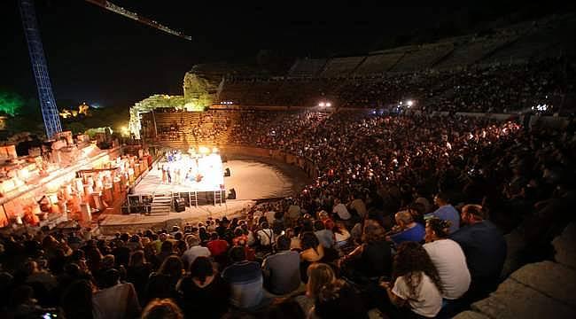 Uluslararası Efes Opera ve Bale Festivali evine döndü