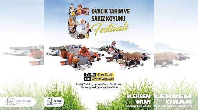 6. Ovacık Tarım ve Sakız Koyunu Festivali için son hazırlıklar yapılıyor