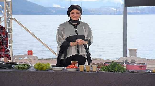 6. Uluslararası Gemlik Zeytini Festivali tüm coşkusuyla devam ediyor