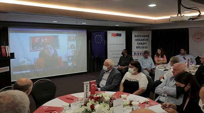 'BAYOSB Sürdürebilir Eğitim Merkezi Projesi'nin açılış toplantısı yapıldı
